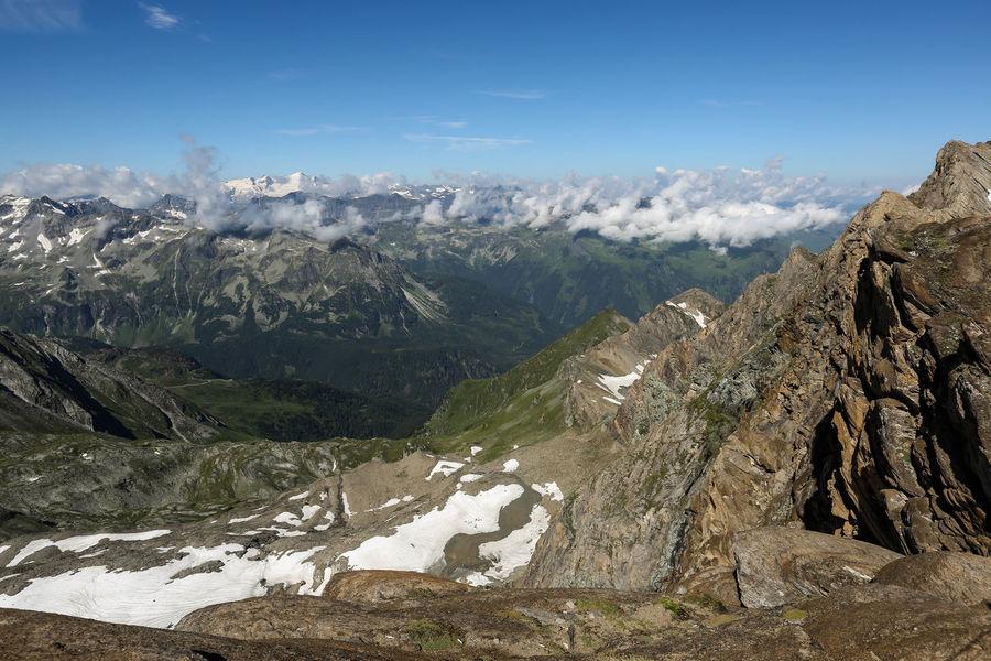 Alps Austria Austria Mountains Austrian Alps Cable Car Kaprun Kaprun, Austria Kitzsteinhorn Mountain Mountains