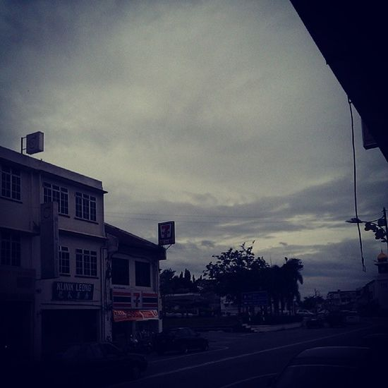 Hari mau hujan