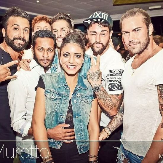 Muretto Friends Onlyfriends Marcocarola Jesolo goodmusic dance