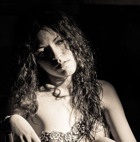 Woman Russian Girl Mit Goldiul EyeEm Best Shots - People + Portrait Pretty Girl EyeEm Portraits Beautiful Girl Portrait B&W Portrait Blackandwhite