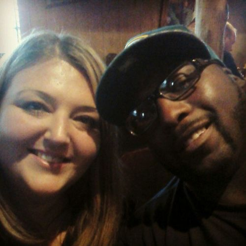 Good times with my hubby... Interraciallove Black & White Love ♥ Marriedlife