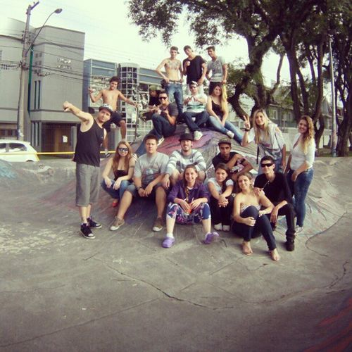 Todo dia :) Friends Galera Pista Lazer gopro photooftheday