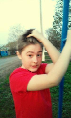 Просто волосы поднял !!! First Eyeem Photo
