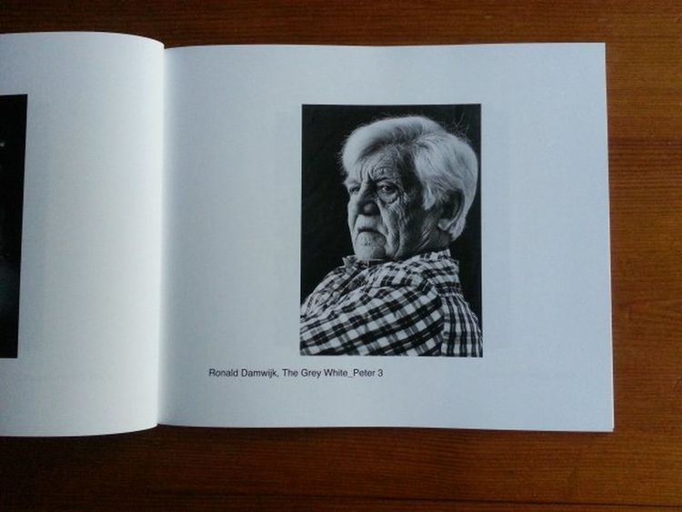 For my photoseries The Grey White I have been photographing people with grey white hair. Three images from that serie are published in a booklet from Black Box Gallery. Look Whos PUBLISHED!! The Grey White Fotofantast Portrait