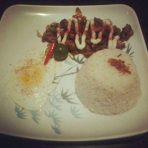 My dinner last night !!