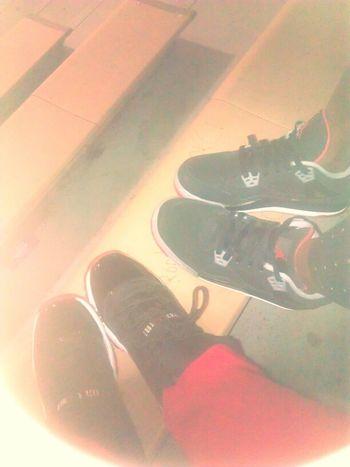 Me & Symone #KOTD 11's & 4's