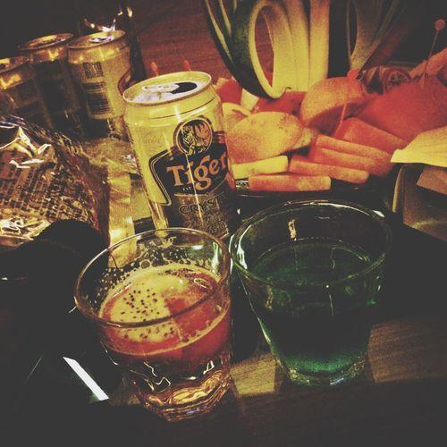 我也开心饮过酒。 First Eyeem Photo