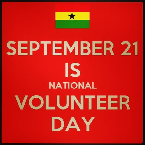 Do something good on this day and beyond .Nvday Ghana360 Ghana Igers Instaaday