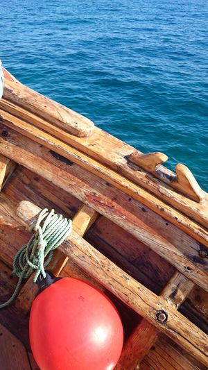 High Angle View No People Day Wood - Material Sunlight Fishing Net Nautical Vessel Outdoors Water Sea Nature Close-up Bouy Boat Ropes Vintage EyeEm Selects Blue Sea Travel Boat Traveling Europe Trip Fishing Full Frame Background For Mobile Background Mix Yourself A Good Time Your Ticket To Europe The Week On EyeEm EyeEmNewHere Been There. Done That. Be. Ready.