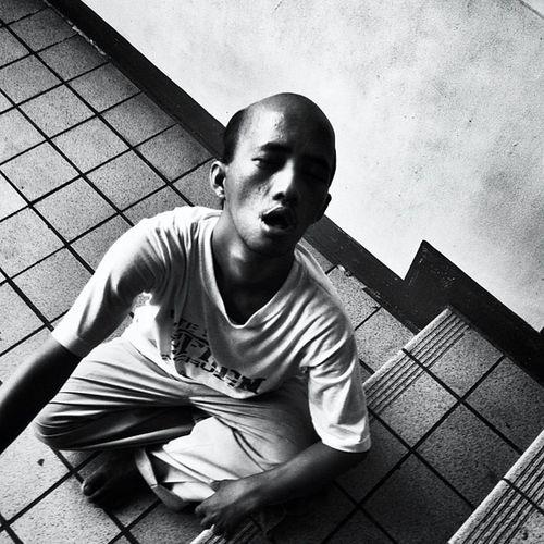 Streetphotography Tayuman Train Manila Monochrome Igasia