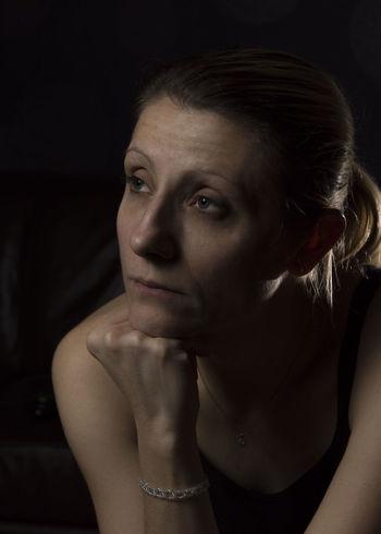 Anita Beautiful Eye Façade Portrait Shadow Woman Woman Of EyeEm Woman Portrait