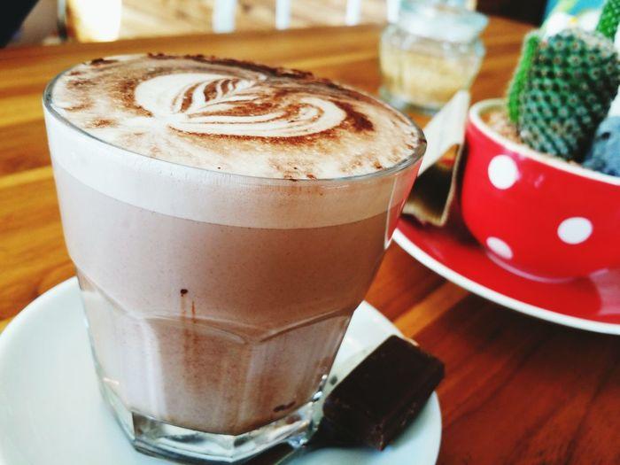 Morning Coffee Holiday Chocolate