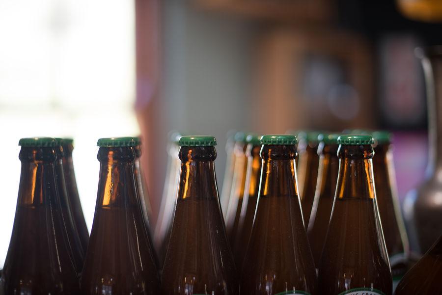 Beer Abundance Alcohol Beer - Alcohol Bottle Bottle Top Close-up Craft Beer Drink Freshness Indoors  No People