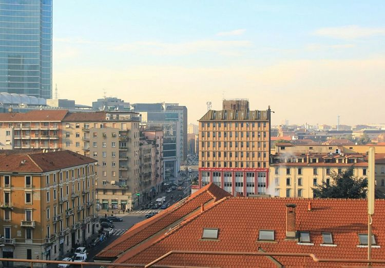 View over Milano. This city has the best Light. EyeEm Milano Cityscapes