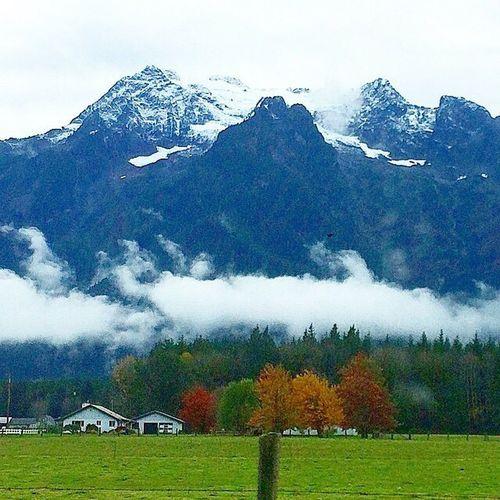 Whitehorse Mountain Mountains Mountain Mountain View Washington State Cottage Life