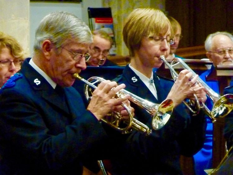 Church Carols Trumpets Christmas Time Salvation Army Band Music Musical Instrument Performance