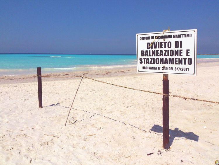 Beach Toscana Italy Sea Clean Water Beautiful Water