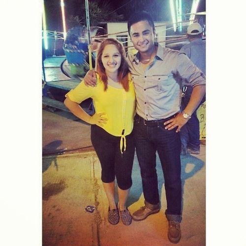Con el señor que me olvida :p JAJAJA love u! Manuel Friends Pueblonuevo Missu Bellos beautiful handsome instaguapos feria bailes. Eaeaealml