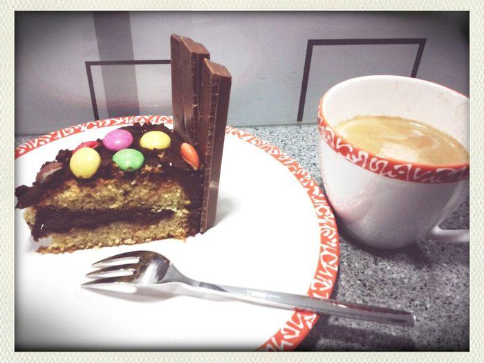 Date mit Kuchen
