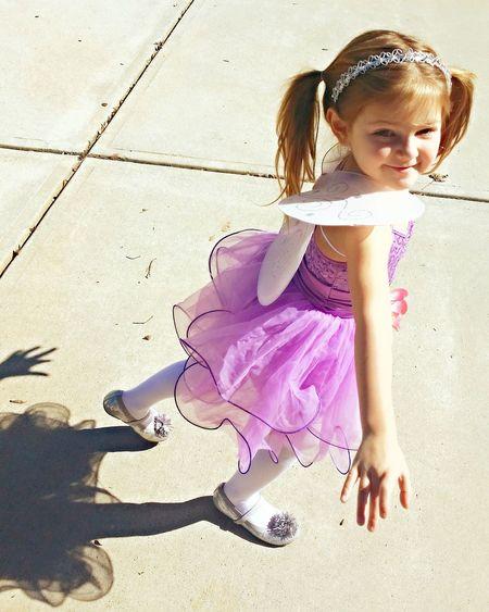 FairyPrincess Pretending Dressups Littlegirl Playtime Capture The Moment