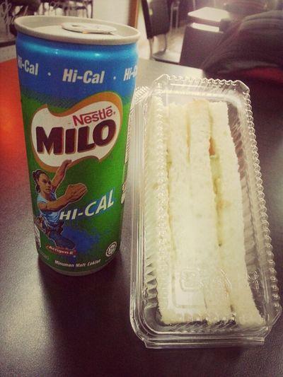 Breakfast Breakfast Before Boarding..3B-♥