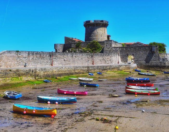 Boats Colors