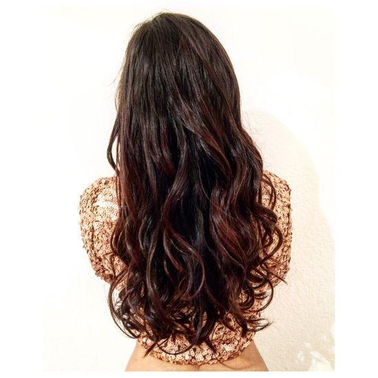 My hair Long Hair Brown Hair Hello World Art Gallery COOOL I LOVE IT ♥