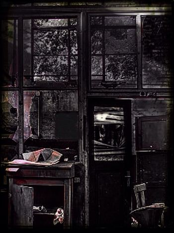 Surrealism darkPlaces Abandonedbuilding