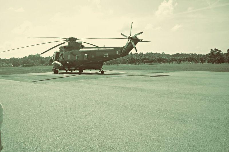 Sang Nuri Helikopter Sikorsky Tudm Airforce #kuantan #pahang #malaysia
