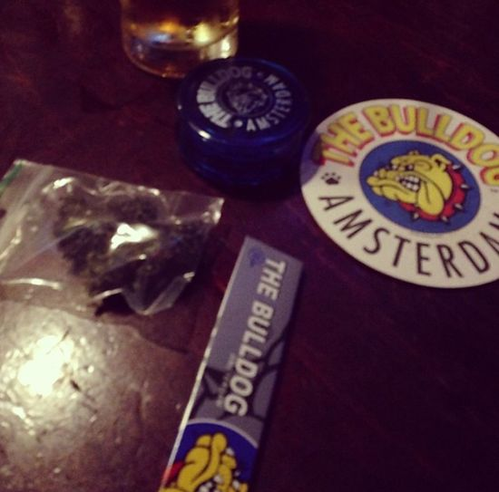 Amsterdam Check This Out Haze In Amsterdam Hello World