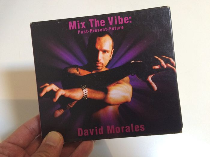 David Morales✨One of my favorite dj Dj Housemusic Davidmorales NYC DEFMIX Cd Ilovehousemusic Happy Love Taking Pictures He djs tonight in Tokyo?