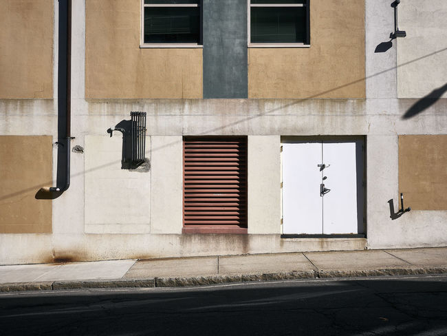 Abstract Architecture Building Exterior Built Structure Colorblocking Colors Day No People Outdoors Street Streetphotography Wall