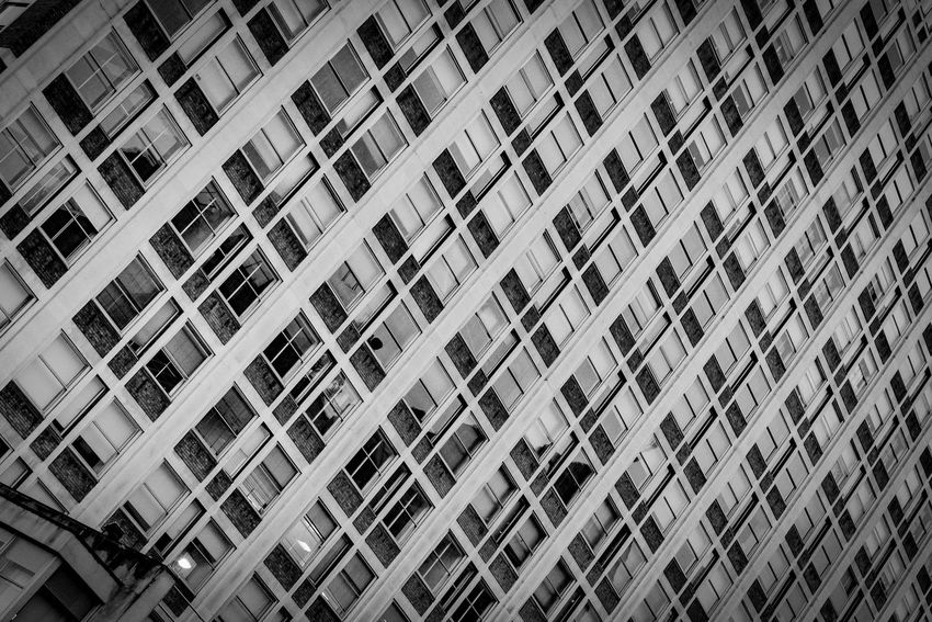 Architecture Black And White Built Structure Day England Fine Art Fine Art Photography Leading Lines London Monochrome Photography Southbank Southbank London