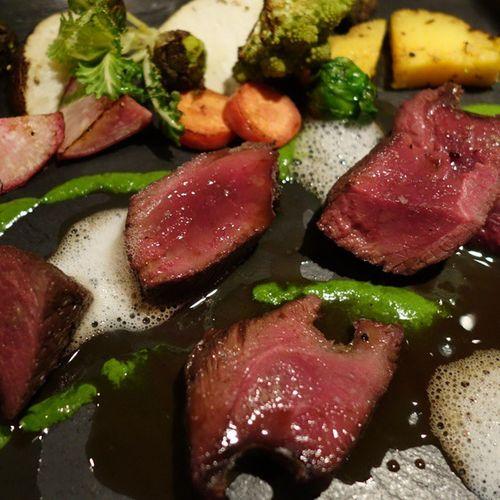 ジビエな金曜日 ジビエ Shibuya Wine Steak LeSteak Dinner