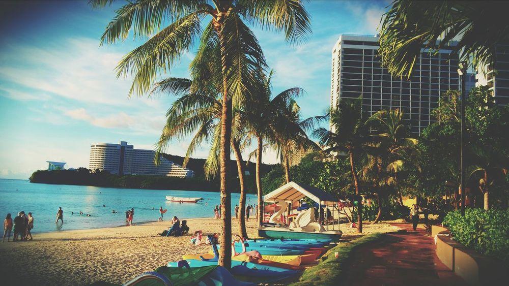 So...heres a pic to enjoy of Guam. Beautiful Surroundings Hello World Relaxing Beautiful Beaches