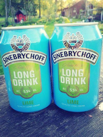 Long Drink Sinebrychoff