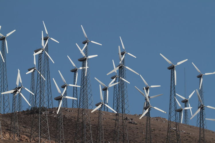Clean Energy Energy Source Future Industry Outdoors Power Technology Windmills Windpark Windpower Windpowerplant