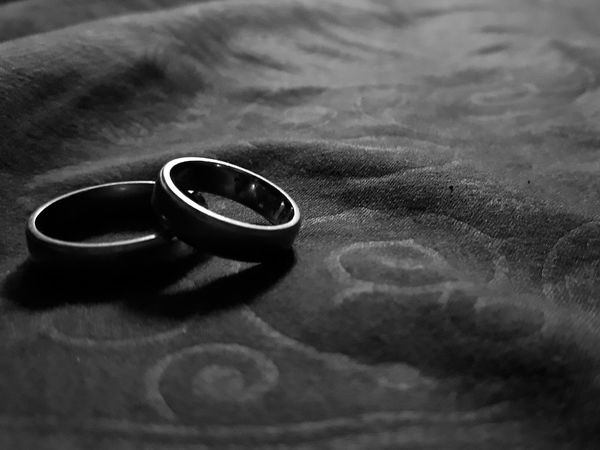 couple rings , recently I'm freelance photographer #photography #Indonesia #jakartaindonesia #jakarta #stilllife #stilllifephotography #ring The Still Life Photographer - 2018 EyeEm Awards Ring Close-up Engagement Ring Pair Two Objects Jewelry Engagement Wedding Ring Diamond Ring
