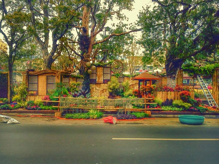 start na landscape Baguio City Landscape #nature Panagbenga HDR