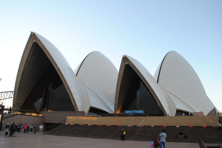 Architecture Building Exterior Built Structure Day Jørn Utzon Operahouse Opéra Outdoors Sydney Sydney Opera House