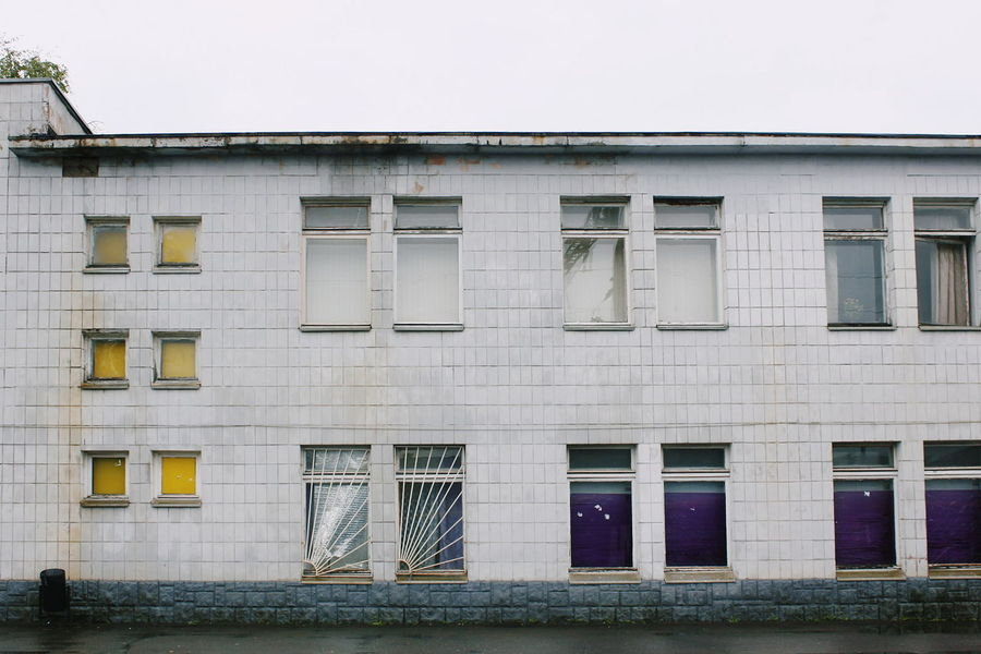 Architecture Building Exterior Built Structure Window Outdoors Repetition Façade No People Architectural Feature Osteuropa Ukraine Україна Ost EastEurope Minimalism Minimalmood Architecture Building Exterior Built Structure Window Outdoors Repetition Day Façade No People