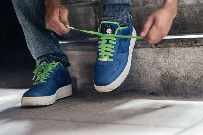 Nike ✔ Nike Air Force 1 Nike Hybride Air Force One x Huarache Nike Air  Sneakers Sneakerhead