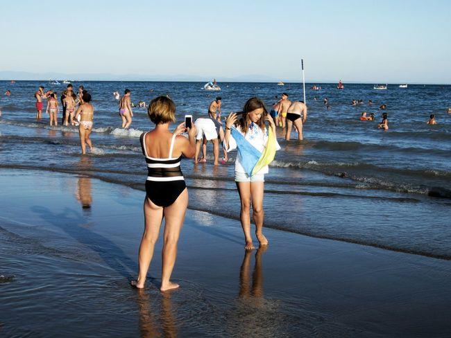 Ready for whatsapp rod or Instagram ... Workshop Mare Sea Water Vacations Sky ınstagram Bibione Veneto Italia