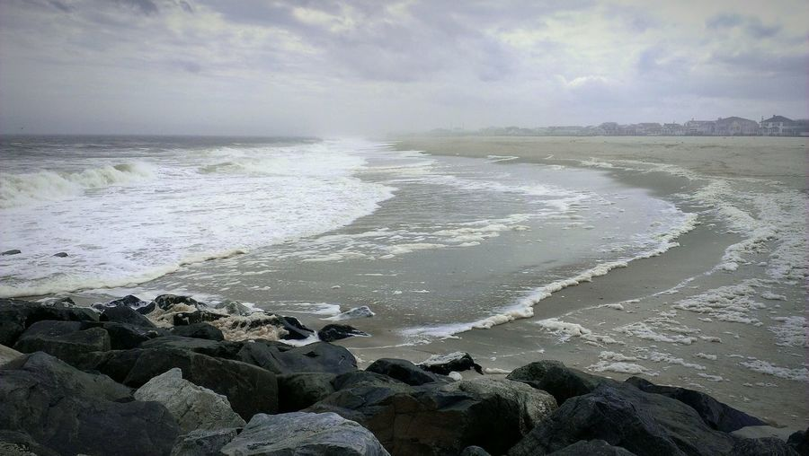 The KIOMI Collection Beach Coastline Coast Atlantic Ocean Taking Photos Check This Out Hello World Enjoying Life Beach Foam Eye4photography  Tadaa Community Mobile Photography Ocean Waves Beautiful