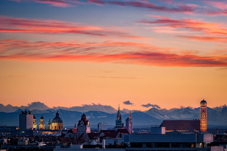 Munich Alps
