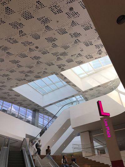 Coex Seoul, Korea Indoors  Architecture Built Structure