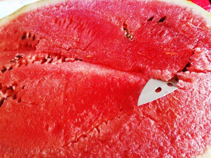 Görög dinnye Gorogdinnye Food Fruit Water Melon Red Close-up