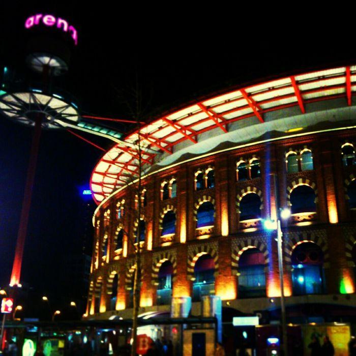 Arena Barcelona, Spain Centrocomercial Plaza De España
