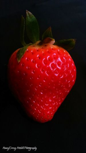 Strawberry Red Fruit Healthy Mobile Photography