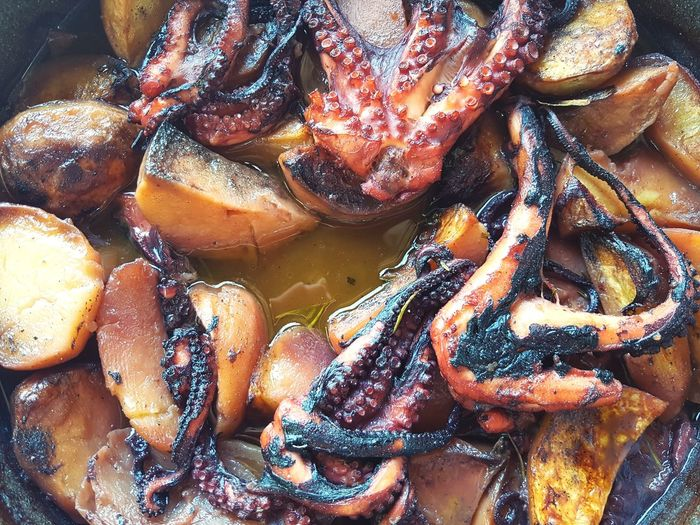 Food Octopus